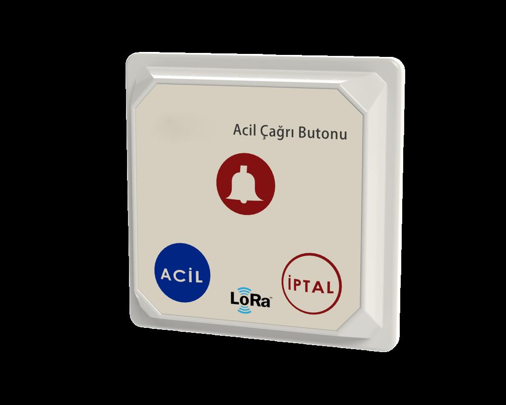 lora acil çağrı sistemi, kablosuz acil çağrı sistemi